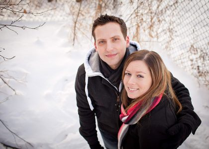 Aaron & Sarah – Calgary Engagement Photographer