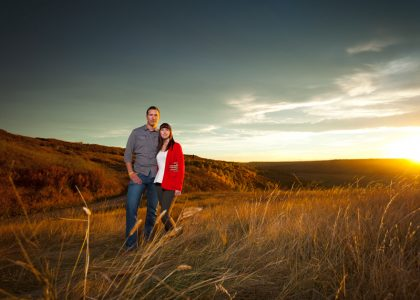Jamie & Felix – Calgary Engagement Photographer