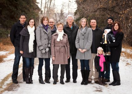 Dunnette Family – Calgary Portrait Photographer