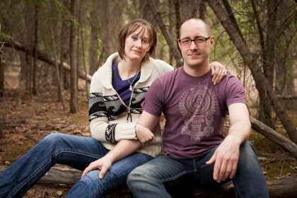 Norm & Theresa – Calgary Engagement Photographer