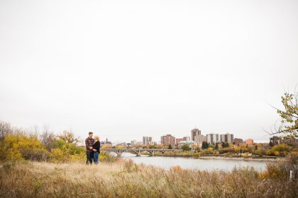 Amber & Devon – Saskatoon Engagement Photographer