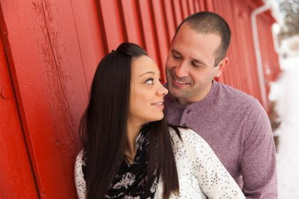 Ashley & Kevin – Calgary Maternity Photographer